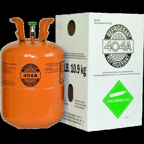 АтомИнжСервис: Хладон R-404a (10.9кг)