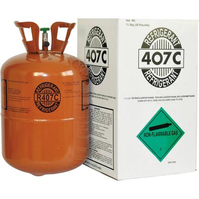 АтомИнжСервис: Хладон R-407С (11,3кг)